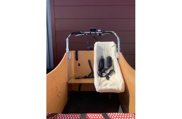 Choisir son siège bébé pour triporteur